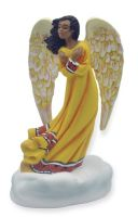 African American Angel Figurines