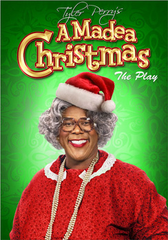 A Madea Christmas Stage Play DVD by Tyler Perry
