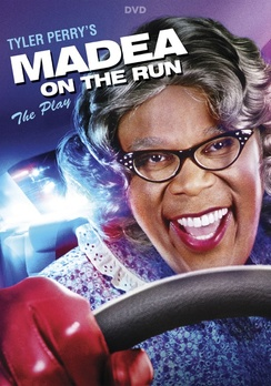 Tyler Perry Madea on the Run Black Stage Play DVD